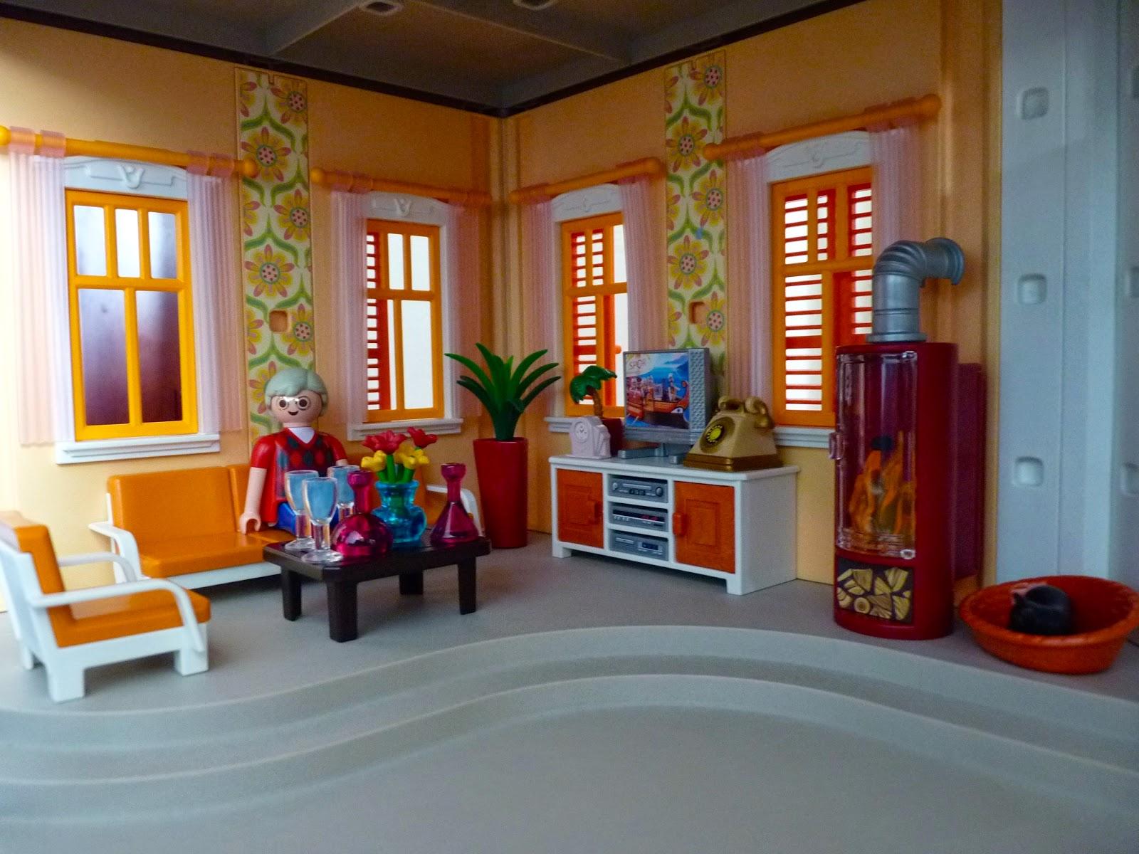 Playmobil 5332 sophia playmobil - Playmobil wohnzimmer 5332 ...